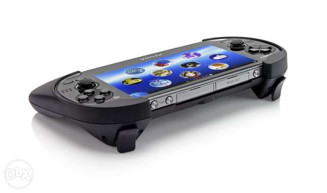 "PSVita - Trigger Grips "" only "" - NEW by PDP -"