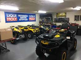 Can-Am Service Dealer