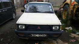 Quick sale of Mitsubishi pick up