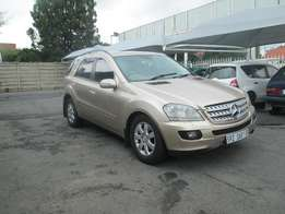 ML-350 Mercedes Benz 2005 Model SUV Automatic In Good Condition