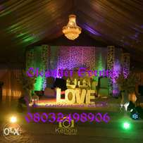 Contact us for your decor.