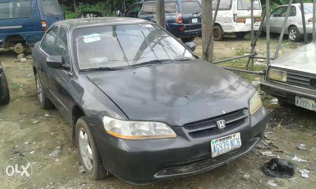 Neatly used honda accord 1999 model for sale Port Harcourt - image 1