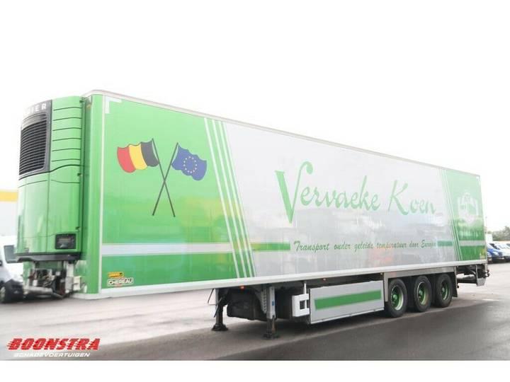 Chereau Inogam Carrier Vector 1550 LBW 1518 Hours!! - 2012