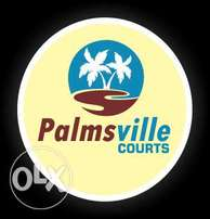 Plots of all sizes available at PALMSVILLE COURT