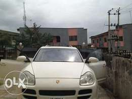 Foreign Used American Spec Porsche Cayenne S 2006 At Give Away Price