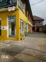 Shopping plaza located in port Harcourt