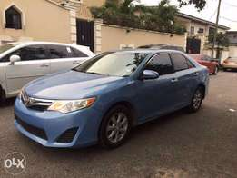 A Very Clean Toyota Camry 2012