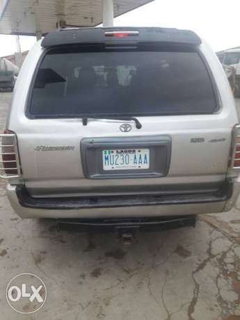 Registered Toyota 4runner 2001 Model Ikotun - image 1