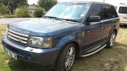 Range Rover Sport 4.2 Supper Charge