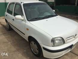 Automatic Tokunbo Nissan Micra
