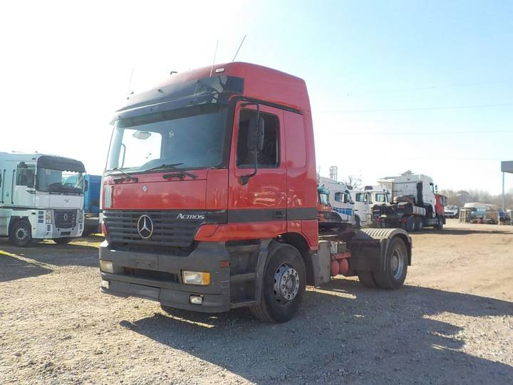 Mercedes-Benz Actros 1843 (BIG AXLE) - 1997