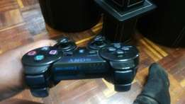 A Sony ps3 pad
