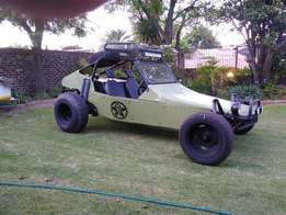 Chenowth Scorpion off road vehicle