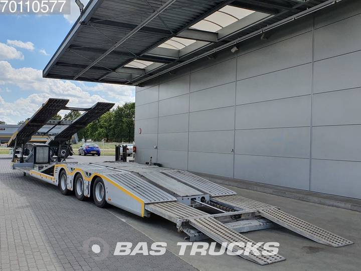 Ozsan Trucktransport SAF-achsen Ausziehbar WABCO OZS-KT3 ... - 2019