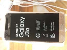 Brand New Galaxy J3,6 in a BOX at a very cheap Price
