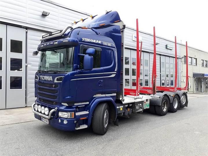 Scania R-serie - 2016