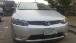 Neatly Used Honda Civic Coupe (2009)