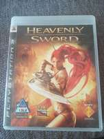 PS3 Games - Heavenly Sword