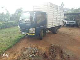 MITSUBISHI CANTER available for sale or hire