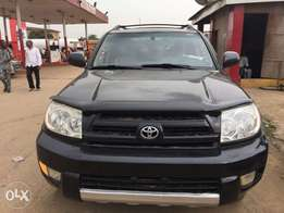 Tokunbo Toyota 4Runner With Leather Seat and Auxiliary