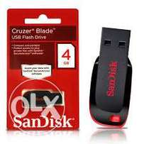 4GB Sandisk Flash Disk