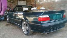 BMW E36 328 open To offers