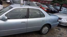 Pristine clean Nigerian Used Toyota Camry, 1997 model