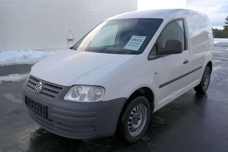 Volkswagen Caddy - 2008