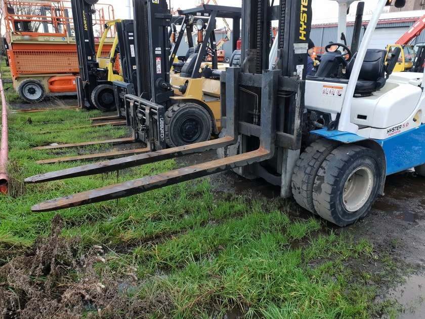 Hyster H5.0FT - 2008 - image 7