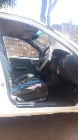 A very clean car with leaf springs and a new engine (4e ) Njathaini - image 3