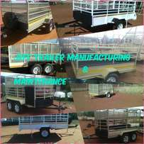 jeff trailers maintenance and building