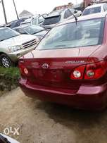Toyota corolla CE 2005 model for sell