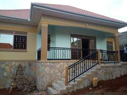 House 4 sale at kitende, newly built