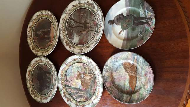 Royal Doulton African Series Collectable Plates Rossburgh - image 2