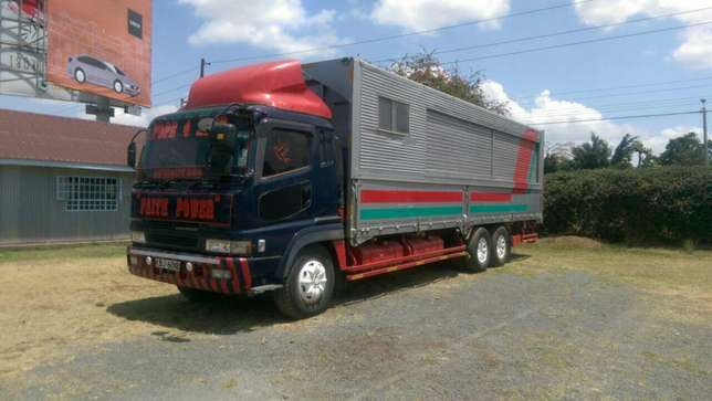 ROADSHOW truck for hire 80,000/= Nairobi CBD - image 2