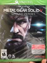 Metal Gear Solid V - XBox One Game