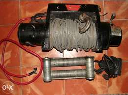 Winch plus bull bar 30k only