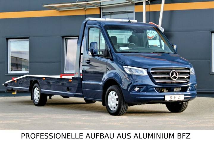 Mercedes-Benz Sprinter 319 LUFTFEDERUNG AB WERK*LED*MOTOR V6 - 2019
