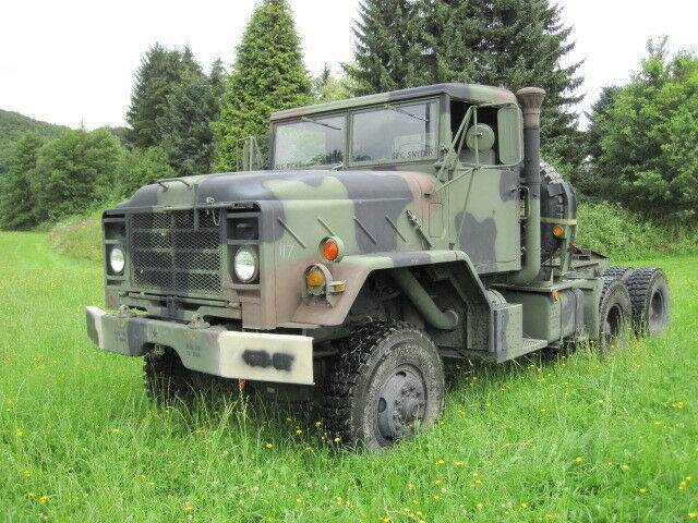 AM General M931 Truck Tractor REO US-Army - 1984