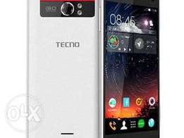 "Tecno camon c8-5.5"" display,16gb rom,1gb ram,13mp camera"