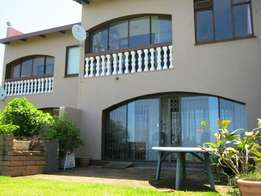 4 Bedroom Duplex Apartment with Lovely Sea Views- Port Edward