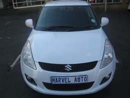 2011 Auto Suzuki Swift 1.4 Gls For R105000