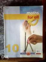 Maths for all grade 10 study guide