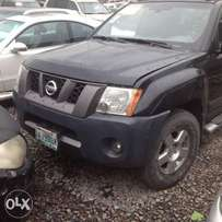 4 Months Used Nissan Xterra