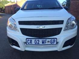 2013 Chevrolet Utility 1.4 Selling Price R 112,999 Negotiable