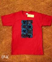 Customized African Themed T'shirt