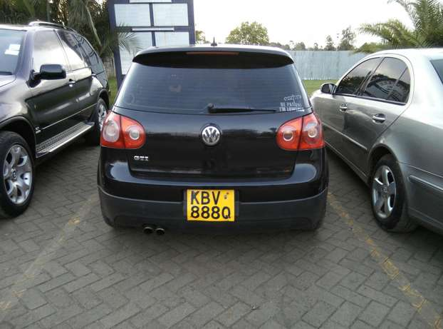 Vw Golf GTI 2007 Model in Immaculate Condition Karen - image 2
