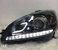 BENZ C class LATEST Headlamps (Brand New)