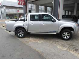 madza bt50 3.0 doublecab,silver,105 000km,leather interior,for sale