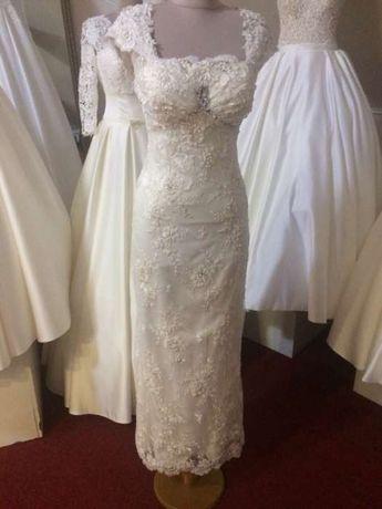 Весільне плаття  Рибка свадебное платье  сукня рыбка  розмір 44 с  4 ... 535267a6d4b11